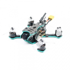 SPCMAKER X90 Brushless FPV Racing Drone PNP Version FXT T81 800TVL Camera Omnibus F3 flight controller 15A Mini 4 in 1 BLheli_s ESC (2-4S LiPo)